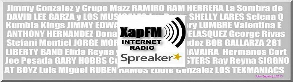 XapFM - Tejano Classics - imagen de show de portada