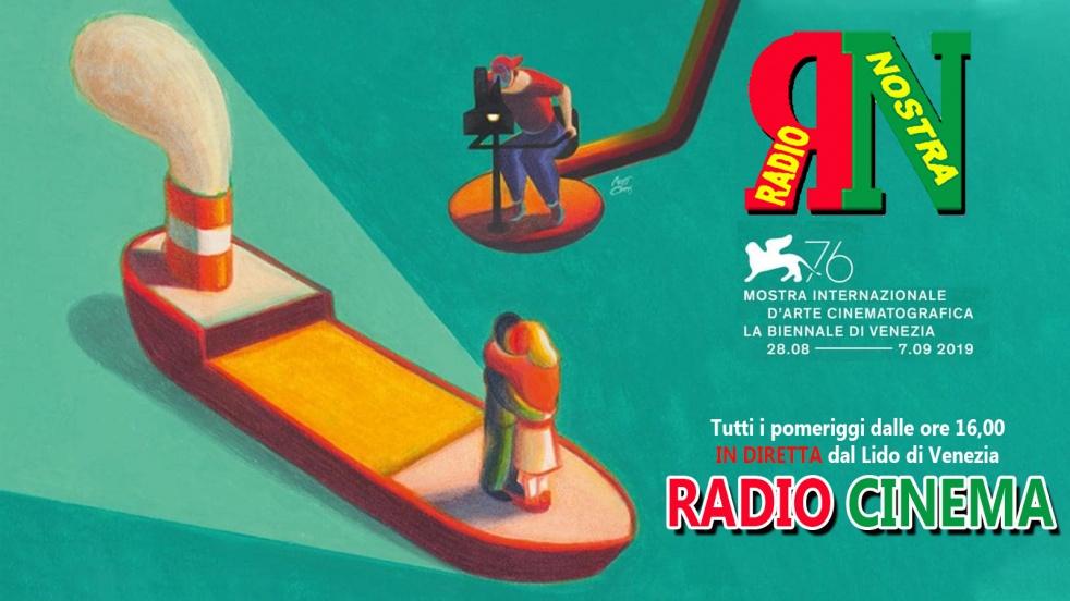 Radio Cinema - show cover
