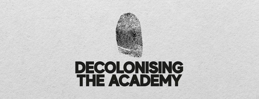 Decolonising The Academy - Cover Image