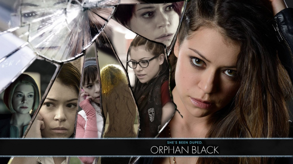 UNspoiled! Orphan Black - show cover