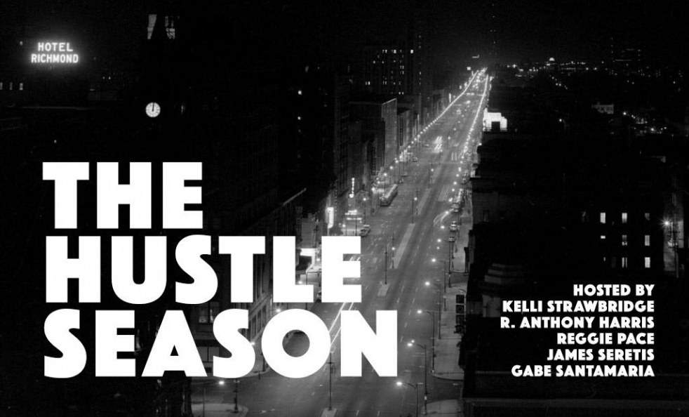 The Hustle Season Podcast - show cover