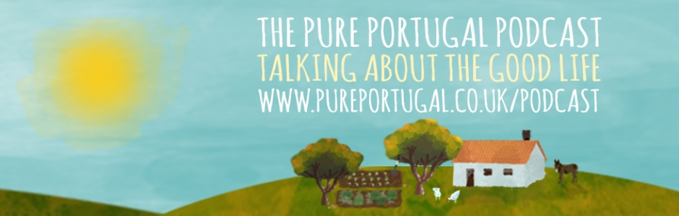 The Pure Portugal Podcast - Cover Image