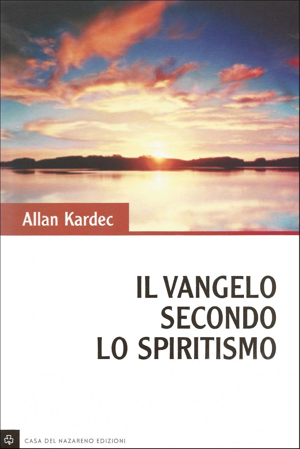 Il Vangelo Secondo Lo Spiritismo - immagine di copertina