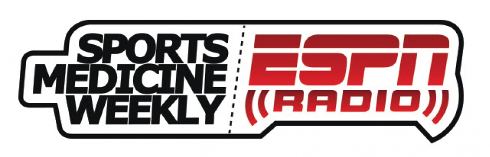 Sports Medicine Weekly on ESPN Radio - show cover
