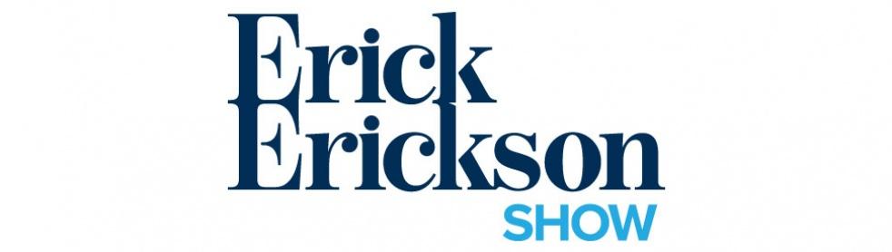 The Erick Erickson Show - imagen de show de portada