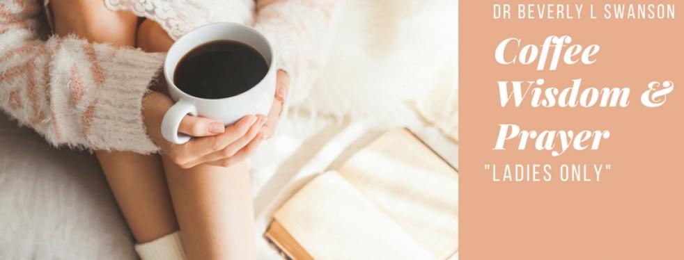 Coffee Wisdom & Prayer - show cover