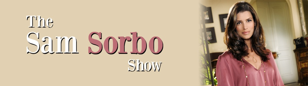 The Sam Sorbo Show - Cover Image