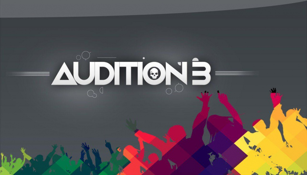 Audition 2 - 3 - show cover