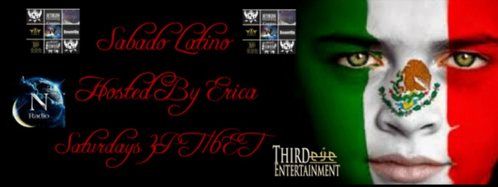 Sabado Latino Hosted By Erica - show cover