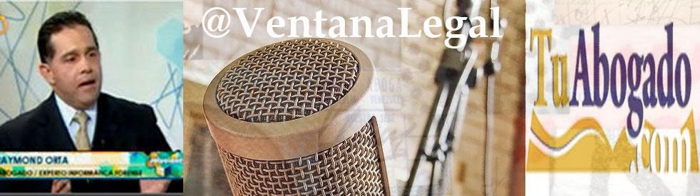 @VentanaLegal - show cover