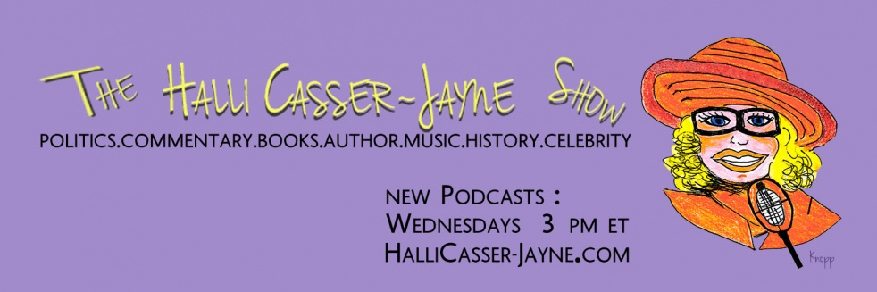 The Halli Casser-Jayne Show - Cover Image