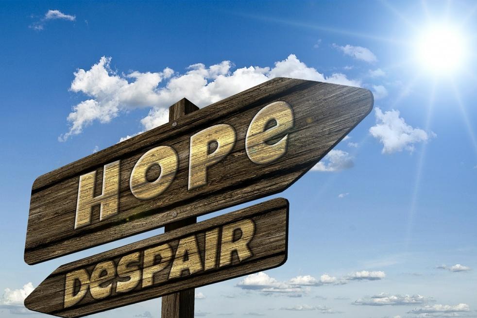 Ray of Hope - immagine di copertina dello show