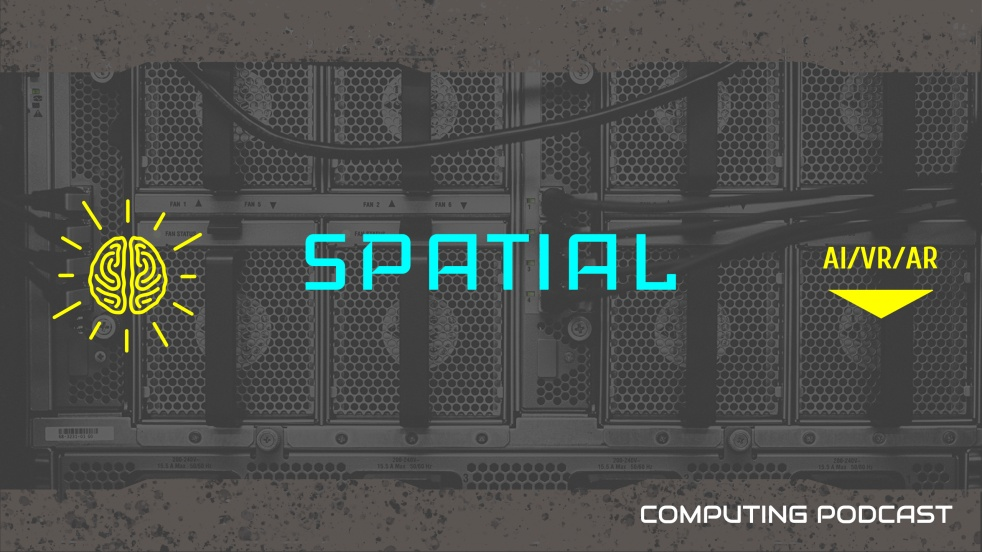Spatial Computing Podcast - show cover