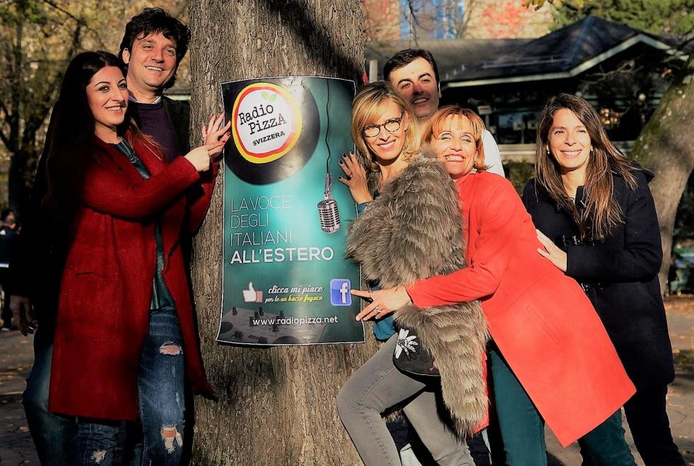 RadioPizza Svizzera - immagine di copertina dello show