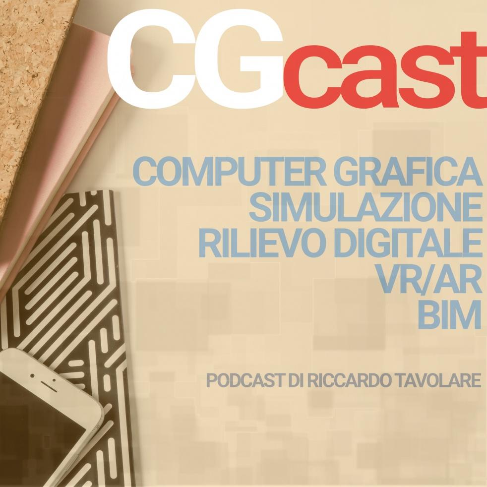 3D, BIM e Computer Grafica - Cover Image