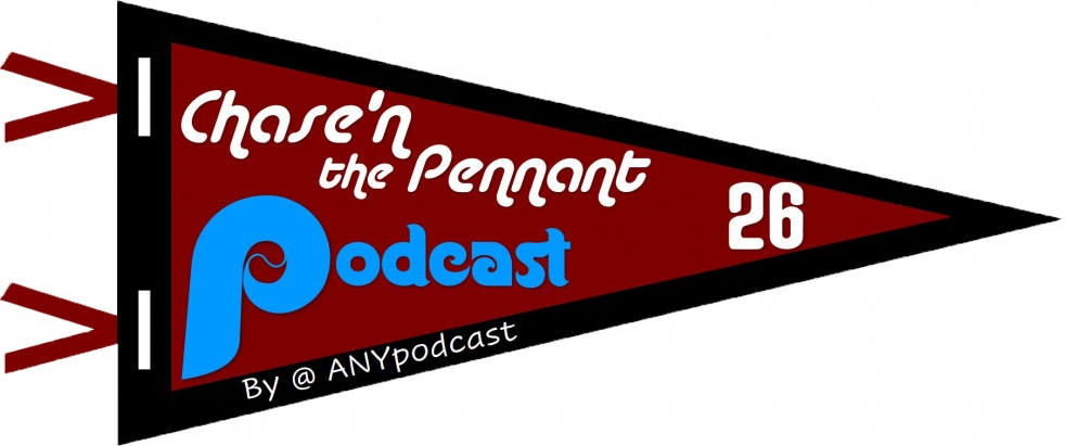 Chase'n The Pennant Podcast - imagen de portada