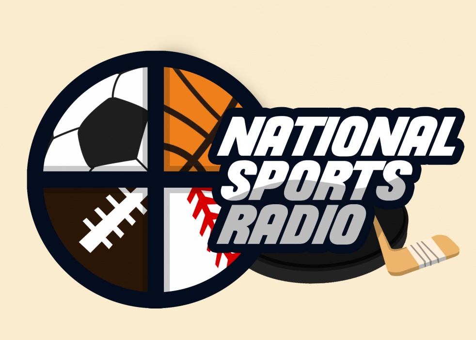 The NATIONALSPORTS Show - imagen de show de portada