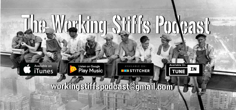 The Working Stiffs Podcast - show cover