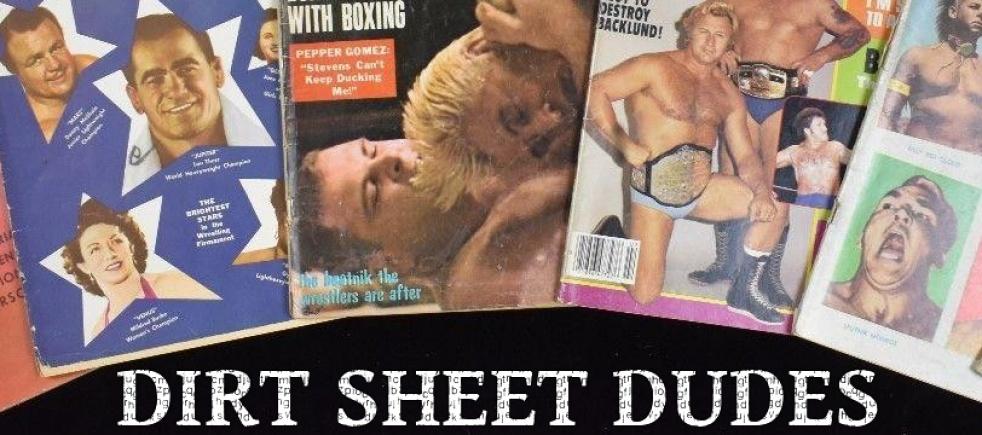 Dirt Sheet Dudes - show cover