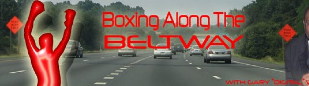 Boxing Along The Beltway - show cover