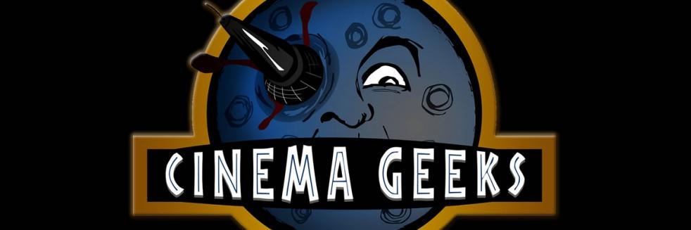 CINEMA GEEKS - Cover Image