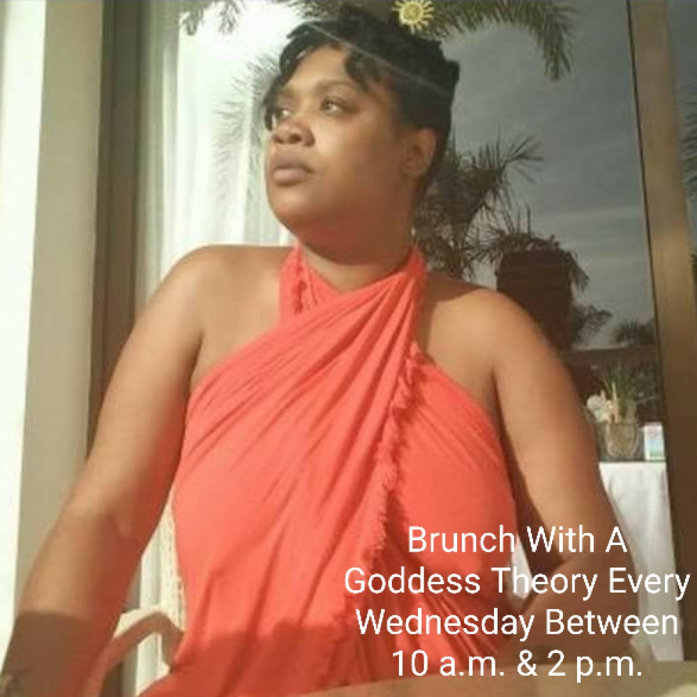 Brunch With A Goddess Theory - show cover