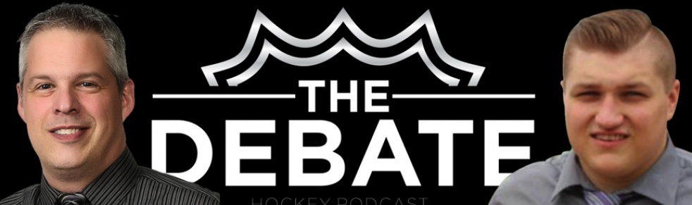 THE DEBATE - Hockey Podcast - immagine di copertina dello show