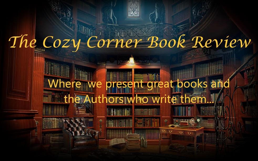 The Cozy Corner Book Review - immagine di copertina dello show