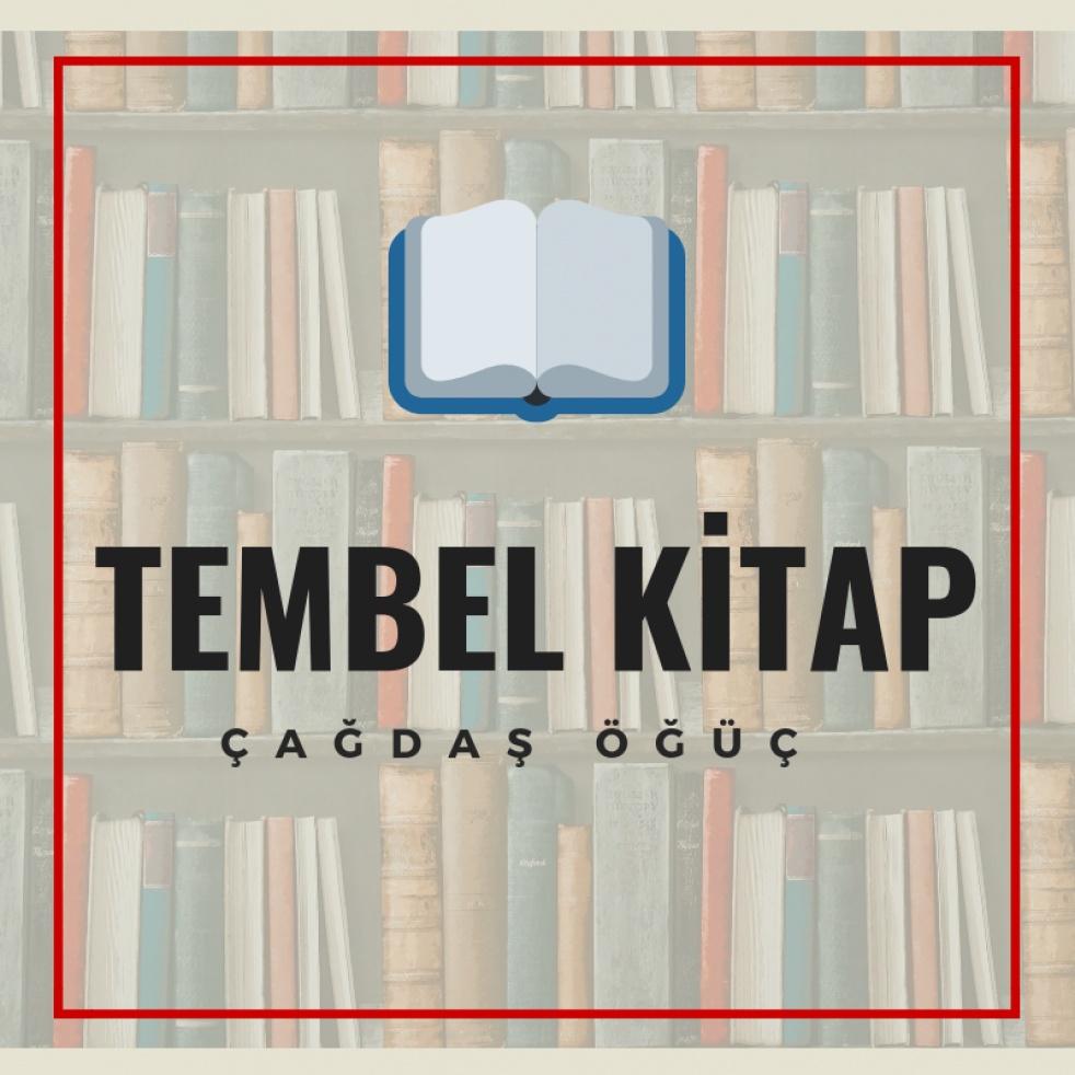 Tembel Kitap - show cover