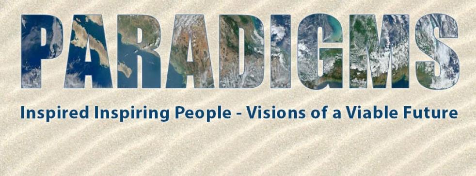 Paradigms - show cover
