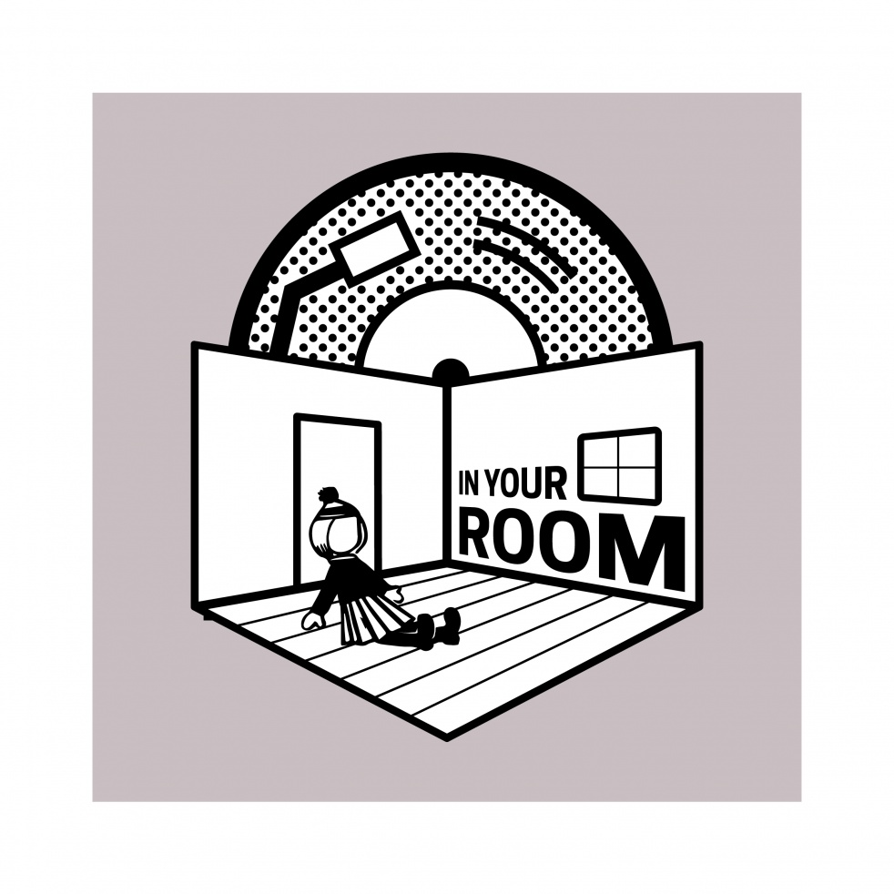 In Your Room - show cover