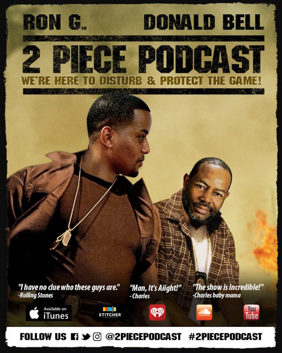 2 Piece Podcast - Cover Image