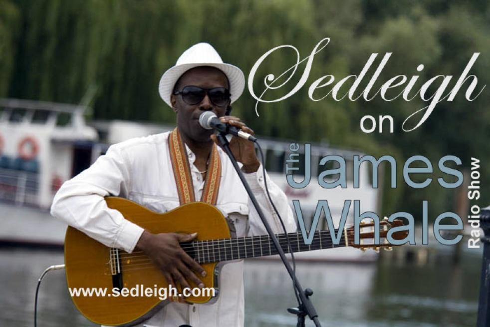 SedleighLiveRadio - show cover