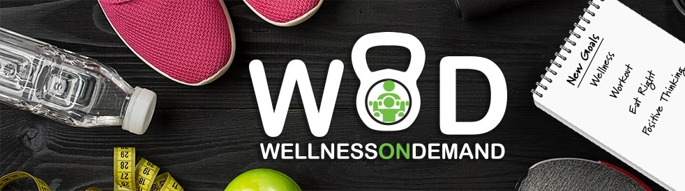 Wellness on Demand - Cover Image