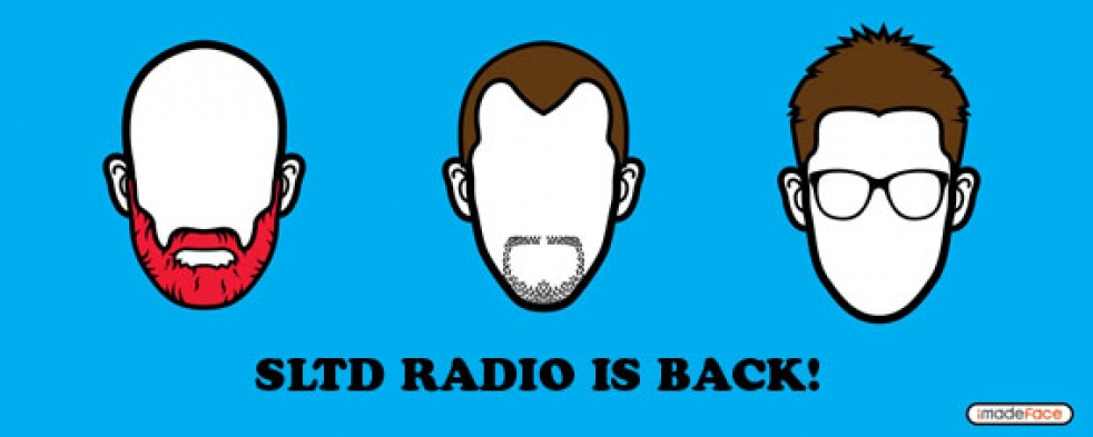SLTD Radio - show cover