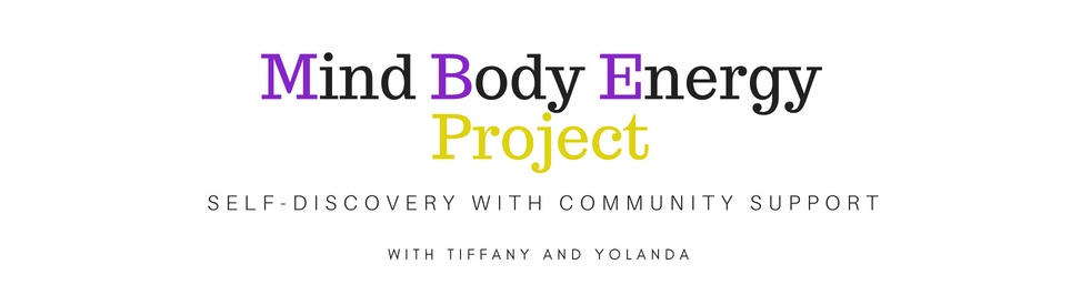 Mind Body Energy Project - imagen de show de portada
