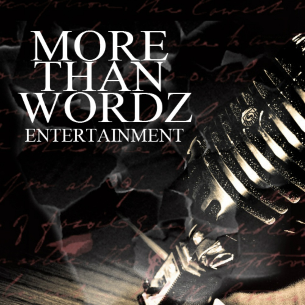 MORE THAN WORDZ ENTERTAINMENT PODCAST - show cover