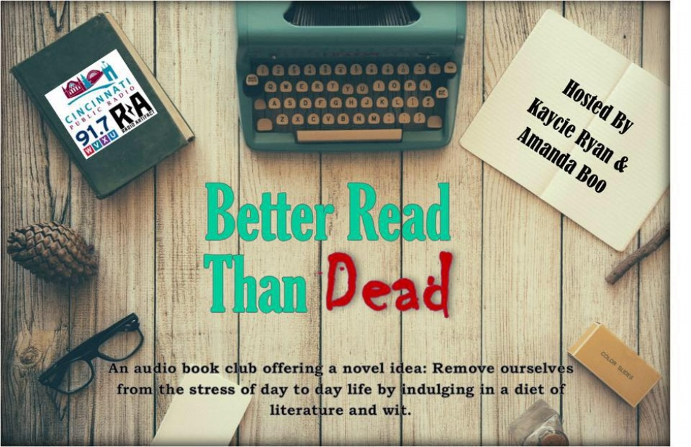 Better Read Than Dead - show cover