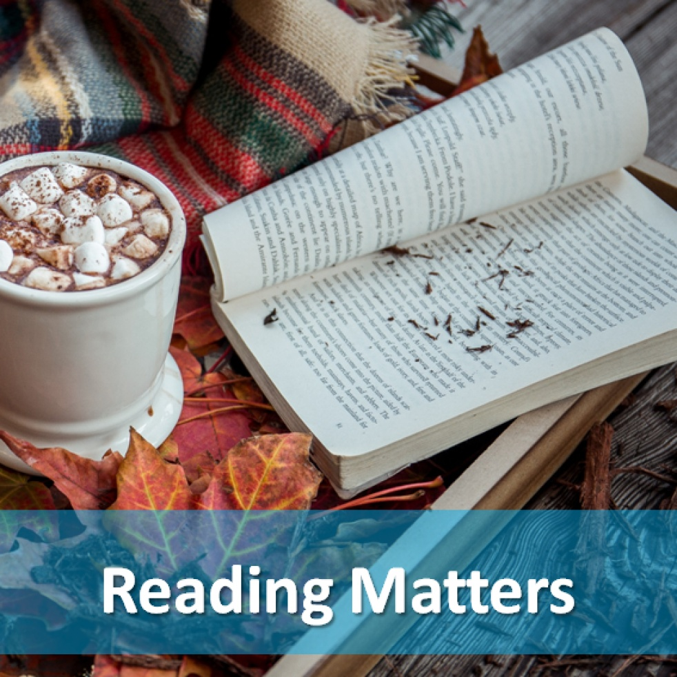 Reading Matters - show cover