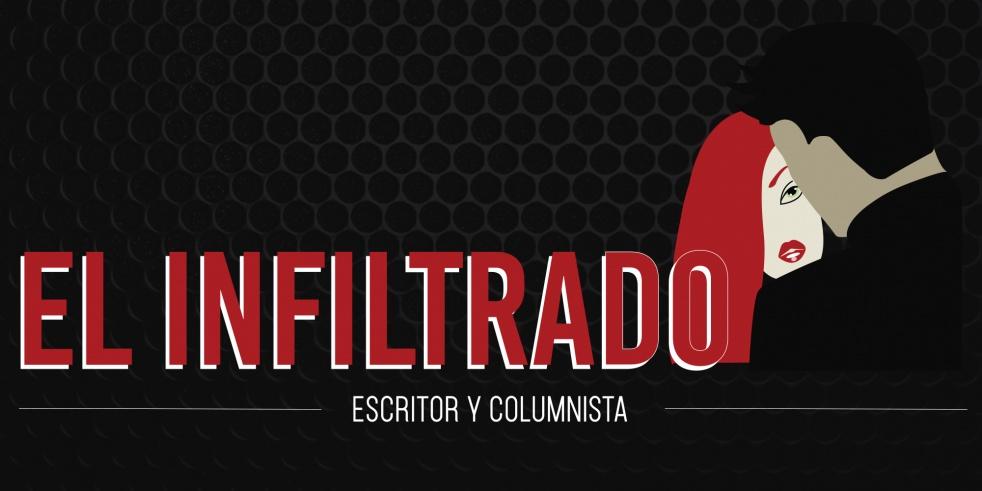 El Podcast Del Infiltrado y Vio Verdú - Cover Image