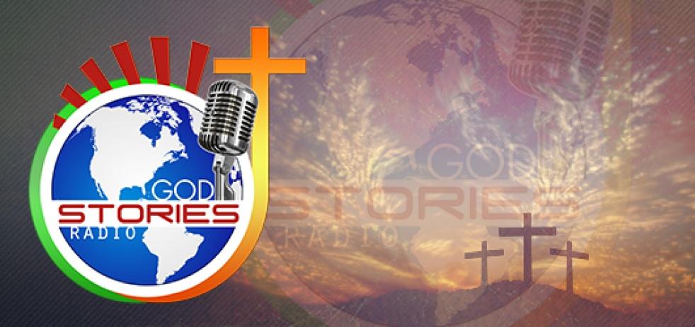God Stories Radio - imagen de show de portada