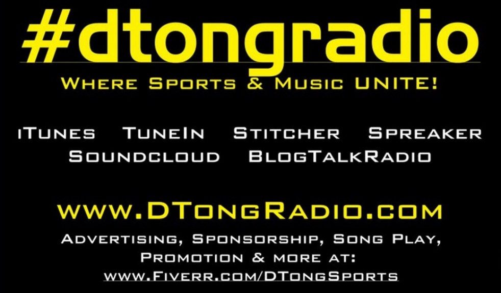 DTong Sports Talk & Music Show - show cover