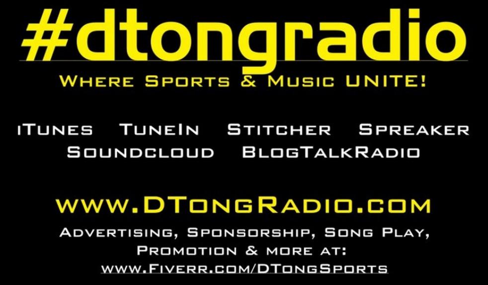 DTong Sports Talk & Music Show - imagen de show de portada