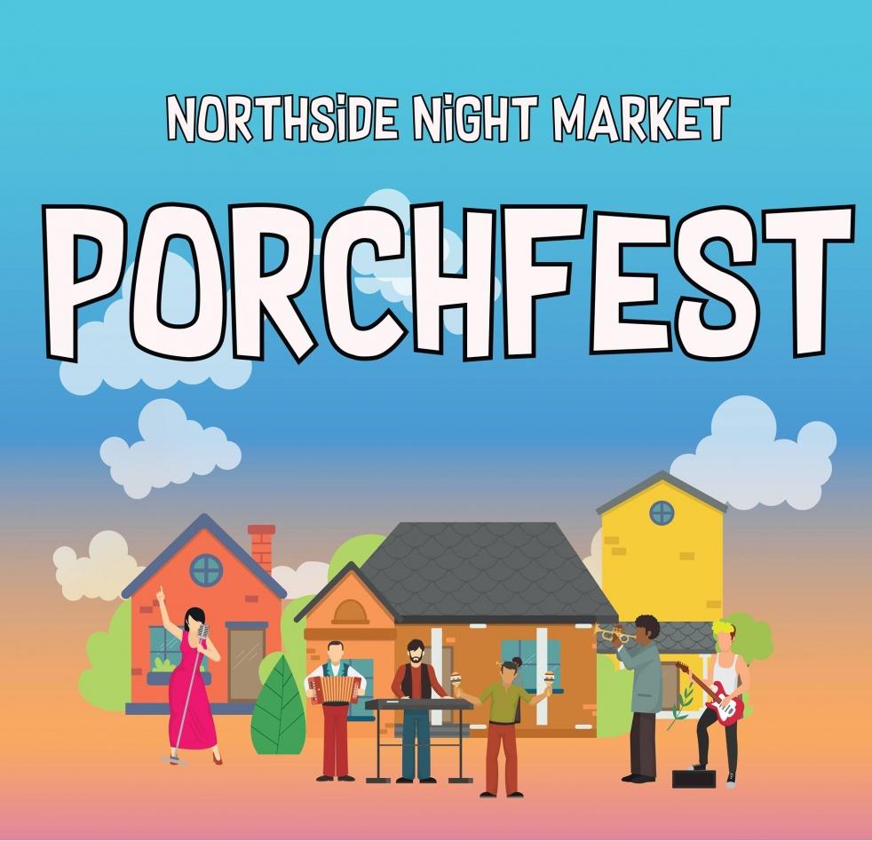NorthSide PorchFest - immagine di copertina