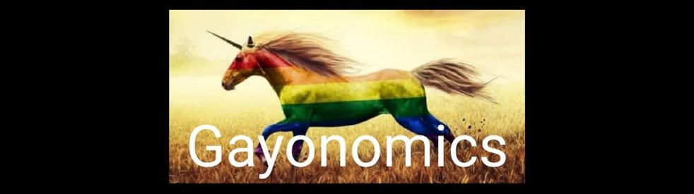 Gayonomics - imagen de portada
