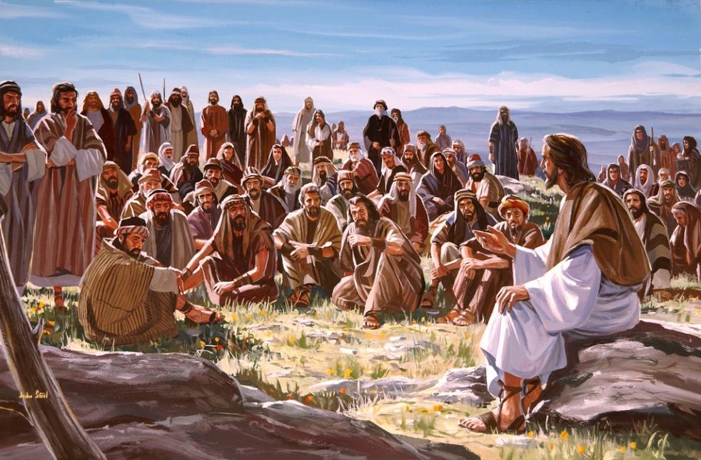 Sermon on the Mount Series - immagine di copertina dello show