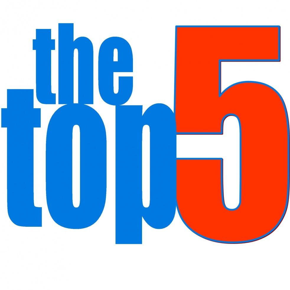 The Top 5 - imagen de show de portada