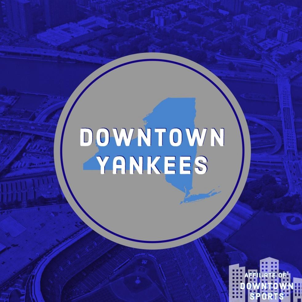 Downtown Yankees Podcast - immagine di copertina dello show