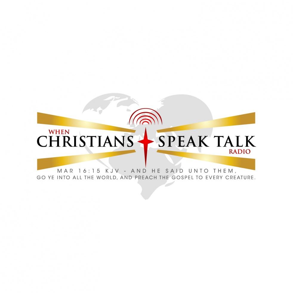 When Christians Speak Talk Radio - imagen de show de portada