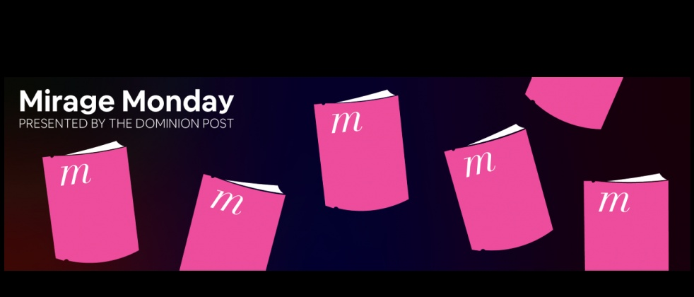 Mirage Monday - immagine di copertina